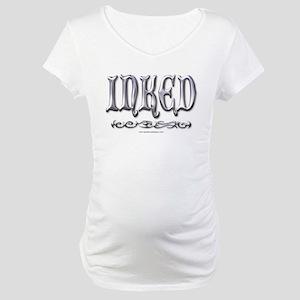Chrome Inked Maternity T-Shirt