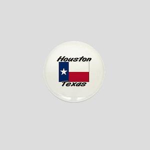 Houston Texas Mini Button