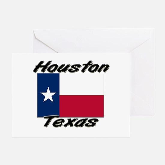 Houston Texas Greeting Card