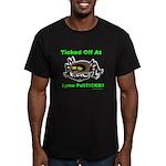 Lyme Politics Men's Fitted T-Shirt (dark)