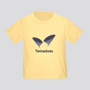 Twins - Twinadoes Toddler T-Shirt