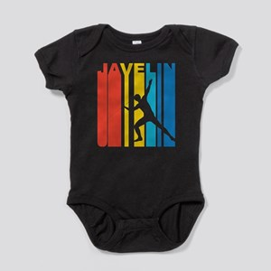 Vintage Javelin Graphic T Shirt Body Suit