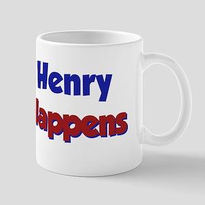 Henry Happens Mug