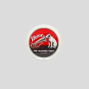 RCA Victor<br> Mini Button