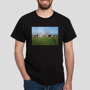 Stonehenge 1 Dark T-Shirt