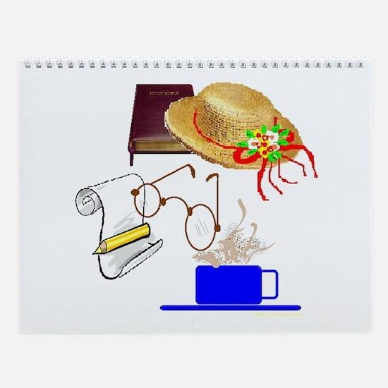 My Favorite Things/ Wall Calendar