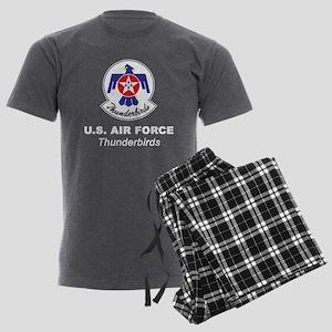 U.S. Air Force Thunderbirds Men's Charcoal Pajamas