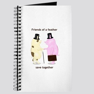 Friends Save Together Journal