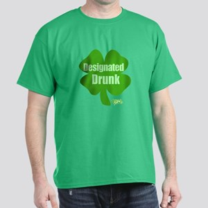 Designated Drunk Dark T-Shirt