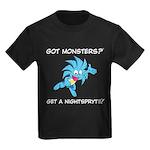 GotMons_Frnt_black_v2 T-Shirt