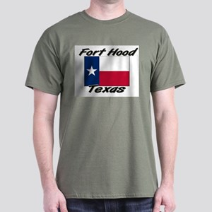 Fort Hood Texas Dark T-Shirt