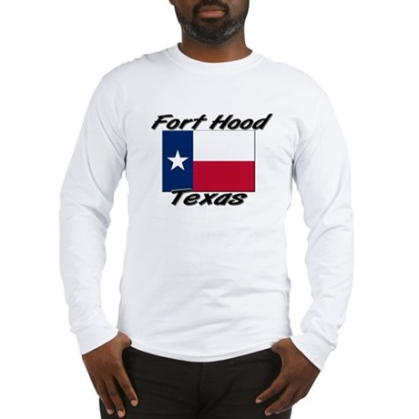 Fort Hood Texas Long Sleeve T-Shirt