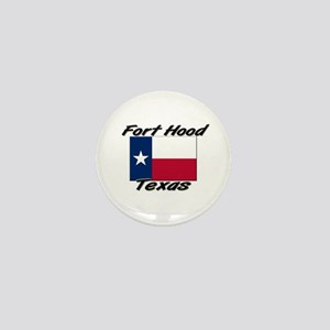 Fort Hood Texas Mini Button