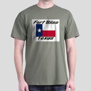 Fort Bliss Texas Dark T-Shirt