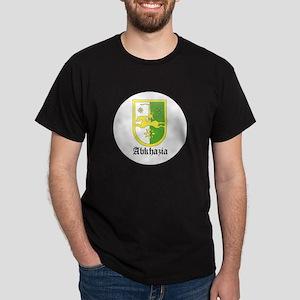Abkhazian Coat of Arms Seal Dark T-Shirt