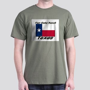 Fair Oaks Ranch Texas Dark T-Shirt
