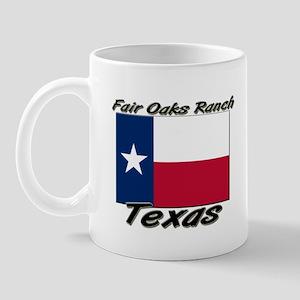 Fair Oaks Ranch Texas Mug