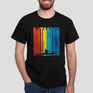 Vintage Kayaking Graphic T Shirt T-Shirt