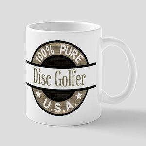USA Disc Golfer Mug
