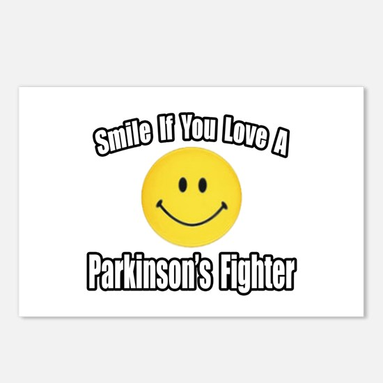 """Love a Parkinson's Fighter"" Postcards (Package of"