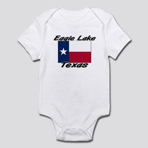 Eagle Lake Texas Infant Bodysuit