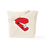 Red Stapler Tote Bag