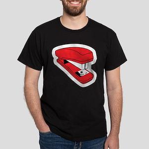 Red Stapler Dark T-Shirt