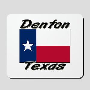 Denton Texas Mousepad