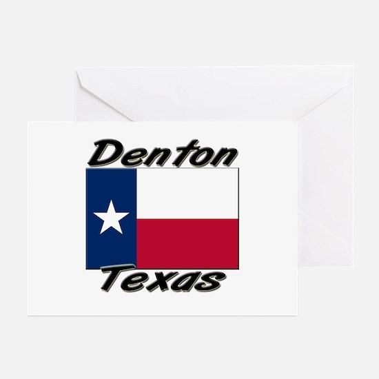 Denton Texas Greeting Cards (Pk of 10)