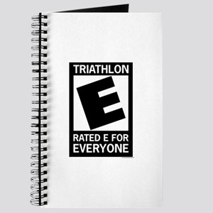Rated E for Everyone Triathlon Journal