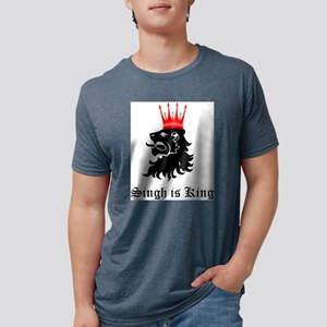 Singh is King White T-Shirt
