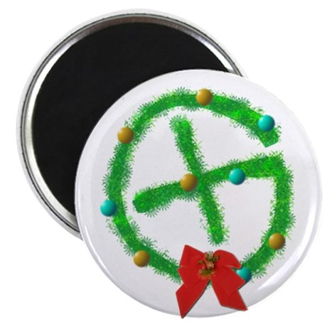 """Gx"" Logo Holiday Magnet"