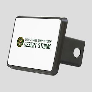 U.S. Army: Desert Storm Ve Rectangular Hitch Cover