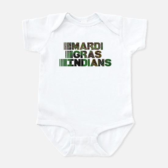Mardi Gras Indians (G) - Infant Bodysuit