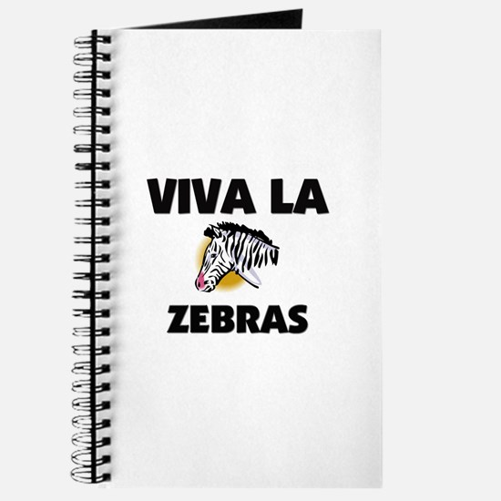 Viva La Zebras Journal
