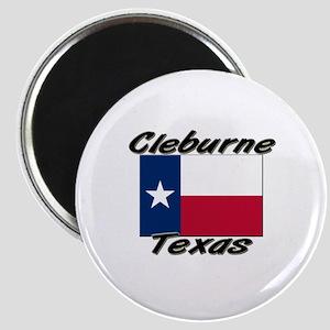 Cleburne Texas Magnet