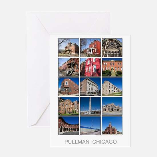 Pullman District Greeting Card