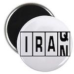 Iraq / Iran Magnet