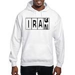 Iraq / Iran Hooded Sweatshirt