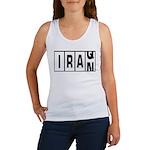 Iraq / Iran Women's Tank Top