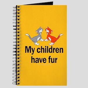 My Children Have Fur Journal