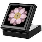 Lavender Pink Peony II Keepsake Box