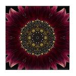 Sunflower Moulin Rouge II Tile Coaster