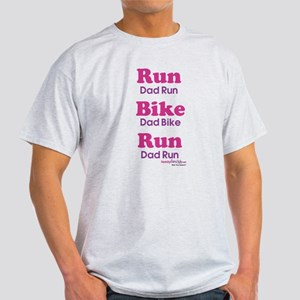 Duathlon Dad Light T-Shirt