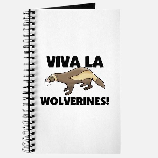 Viva La Wolverines Journal