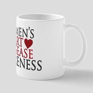 Women's Heart Disease Mug