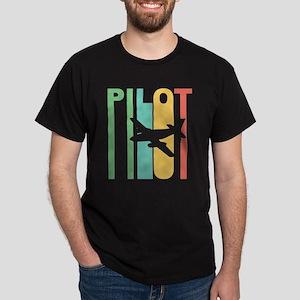 Vintage Pilot Graphic T Shirt T-Shirt