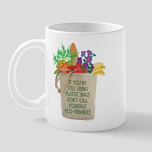 Use Eco-friendly Tote Bags Mug