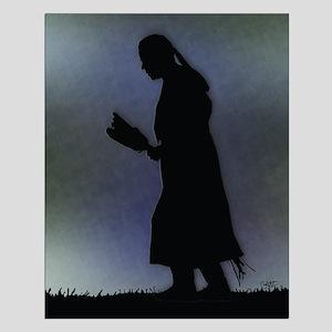 Evening Prayer - Small Poster
