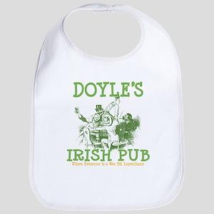Doyle's Vintage Irish Pub Personalized Bib